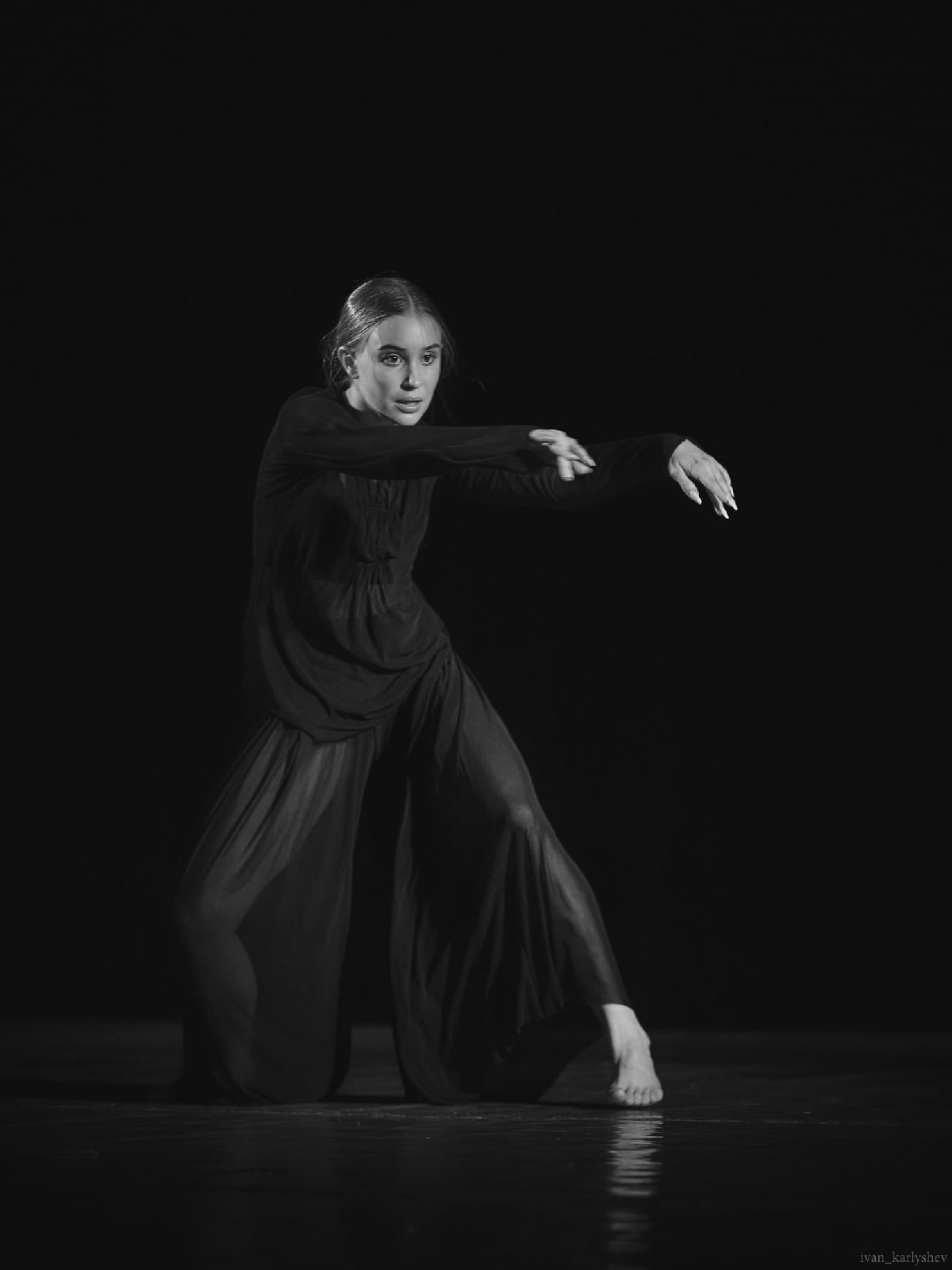 постановки от Елены Пришвицыной.