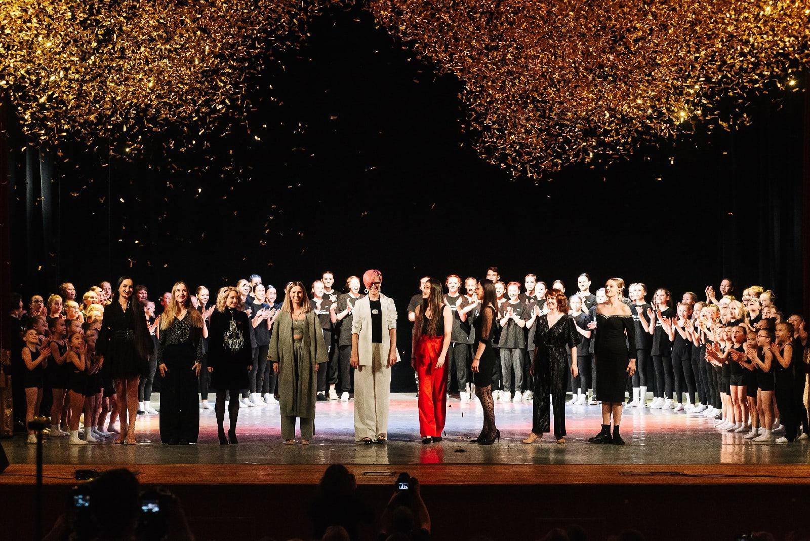 Фотографии с концерта от NIGHT2DAY Челябинск
